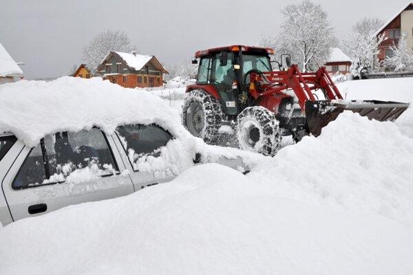 GPS presne ukáže kde a kedy traktory pracovali.