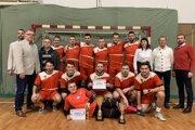 Rozhodcovia Oblastného futbalového zväzu Trenčín.