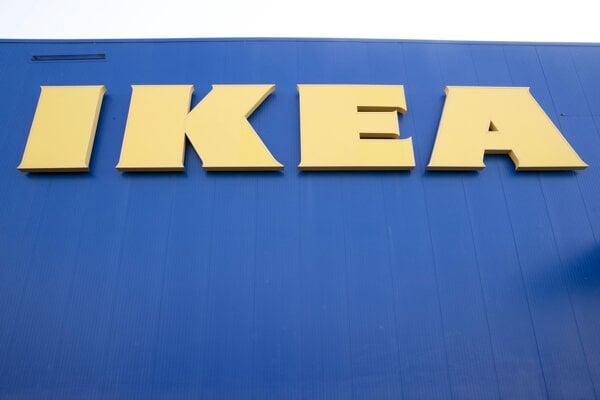 Ikea - ilustračná fotografia.