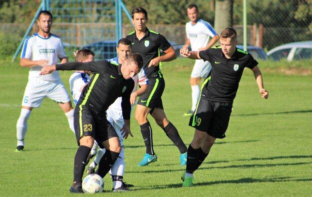Slovnaft Cup: Horná Krupá - Skalica