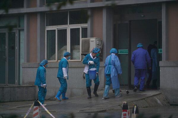 Európske stredisko pre prevenciu a kontrolu chorôb pozorne sleduje vývoj situácie.