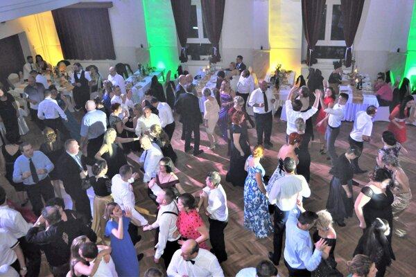Ples v žabokrekoch patrí medzi obľúbený.