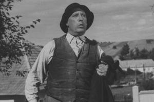 Vo filme Kozie mlieko vytvoril nezabudnuteľnú postavu gazdu Omastu.