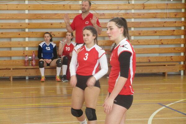 Veronika Parobeková (vpravo) Poltár nakoniec neposilní.
