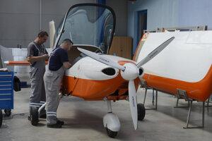 Firma Tormark sa zaoberá výrobou lietadiel.