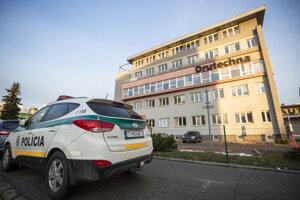 Polícia zasahovala vo viacerých objektoch na Slovensku.