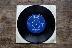 Gramofónové platne nepatria do triedeného zberu.