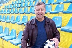 Jubilant Jozef Kmec mal k futbalu blízko už od detstva.