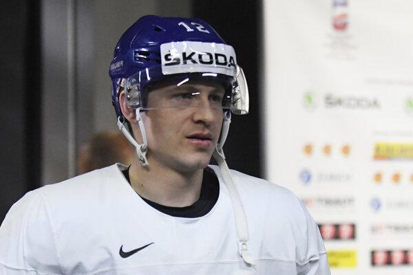 Dávid Bondra si za Slovensko zahral na posledných dvoch majstrovstvách sveta v hokeji.
