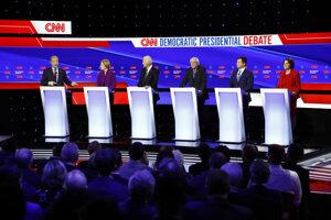 Demokrati si začínajú vyberať svojho nominanta na prezidenta.