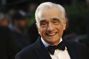 režisér Martin Scorsese