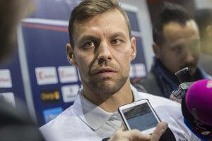 Útočník Špirko vymenil Zvolen za Trenčín.
