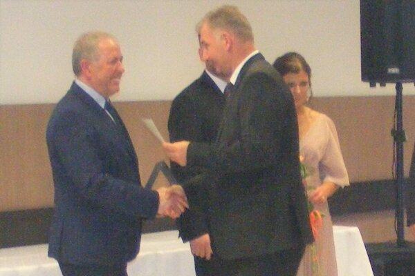 Na plese TFZ sa tradične udeľovali i individuálne ocenenia.