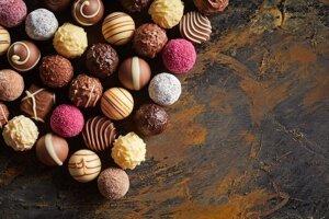 Čokoládové pralinky krok za krokom: Vyrobte si sladký darček doma