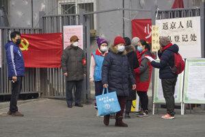 Občania Pekingu