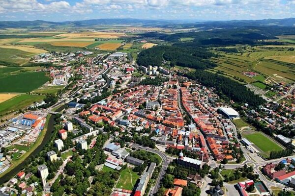 Mesto Kežmarok.