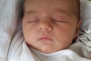 Amália Klimčíková (2700 g, 49 cm) sa narodila 28. decembra 2019 rodičom Barbore a Marekovi z Rabče ako prvé bábätko.