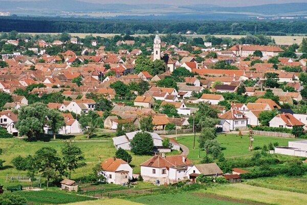 Obec Brodské