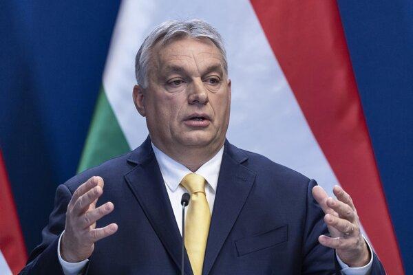 Maďarrský premiér Viktor Orbán.