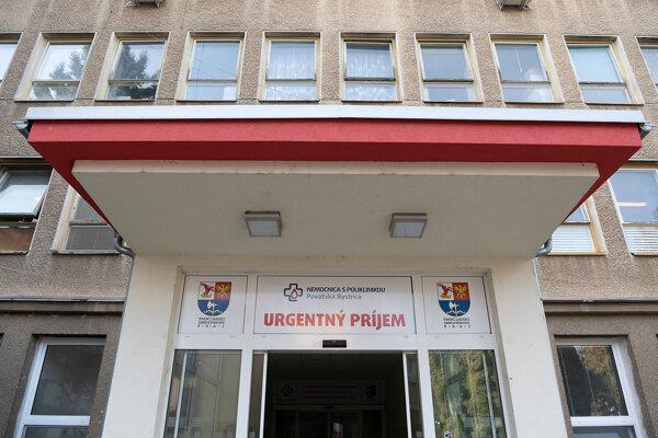 NsP Považská Bystrica. Ilustračné foto.