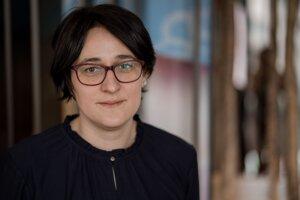 Režisérka Viera Čákanyová prišla na Berlinale s filmom FREM.