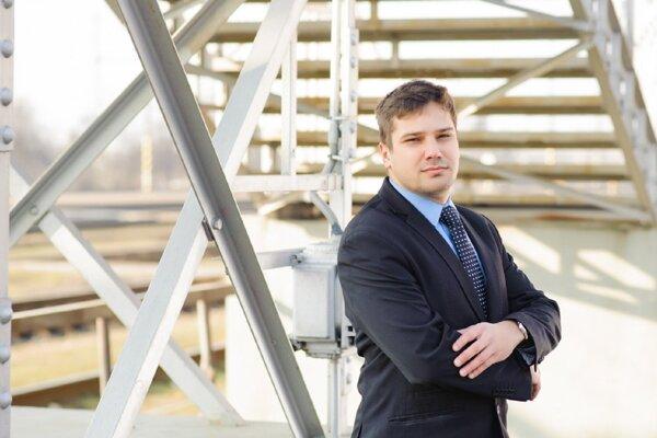 Právnik Tomáš Siskovič