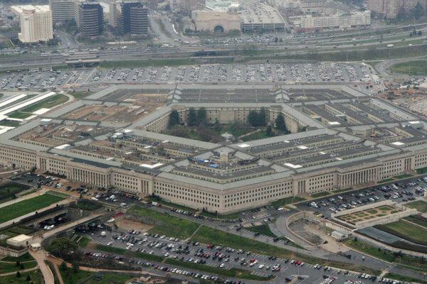 Americké ministerstvo obrany Pentagón.