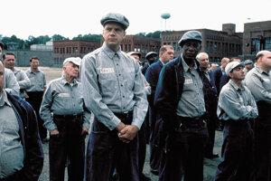 Ikonický film Vykúpenie z väznice Shawshank opisuje príbeh nespravodlivo odsúdeného Andyho Dufresna.