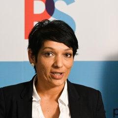 Irena Bihariová, predsedníčka Progresívneho Slovenska.