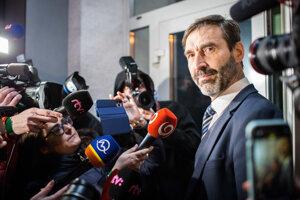 Voľby 2020: Juraj Blanár.