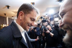 Voľby 2020: Igor Matovič.
