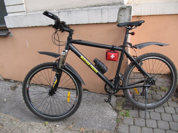 Bicykle sú z roku 2008.