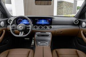 Nový Mercedes triedy E