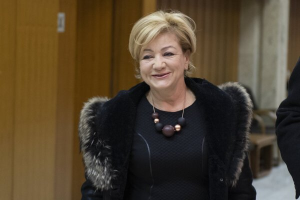 Ľubica Laššáková (Smer)