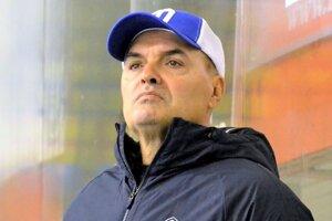 Ernest Bokroš, tréner HK Martin.