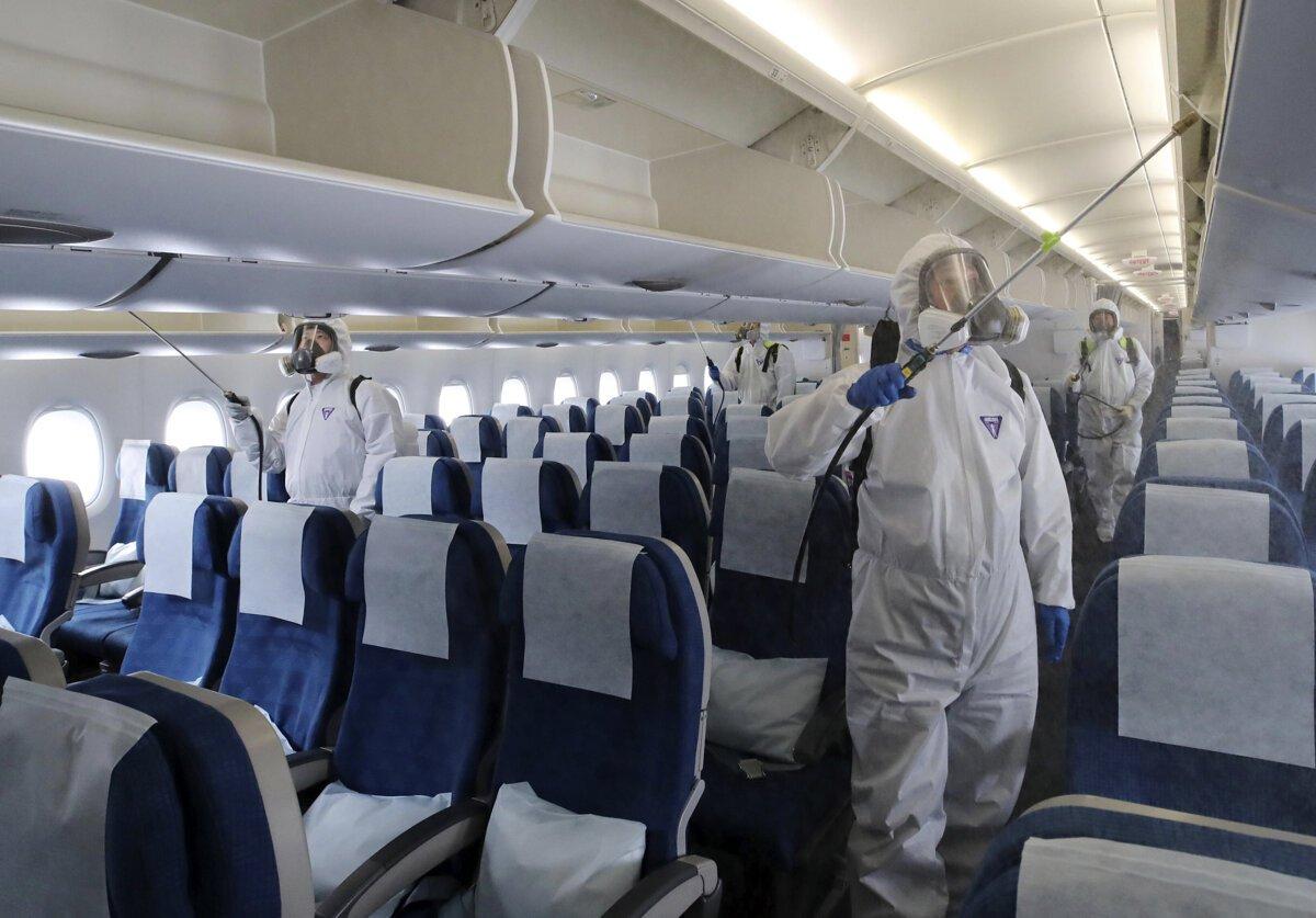 Spojené štáty pre koronavírus zastavia cesty z Európy