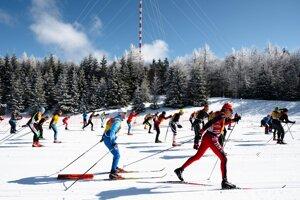 Minulý víkend sa na Skalke konala Biela stopa, od piatku (13.3.) sa stredisko uzatvára.