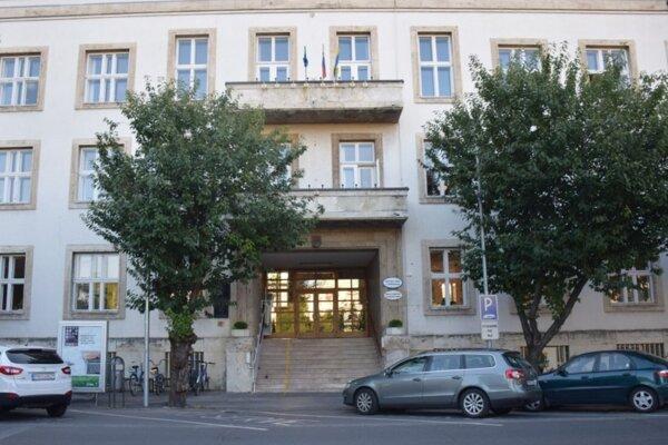 Mestský úrad v Piešťanoch