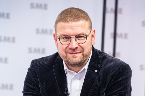 Jindřich Šídlo, komentátor SeznamZpravy.cz.