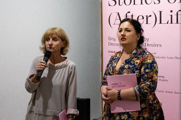Výstava - Príbehy (p)o živote
