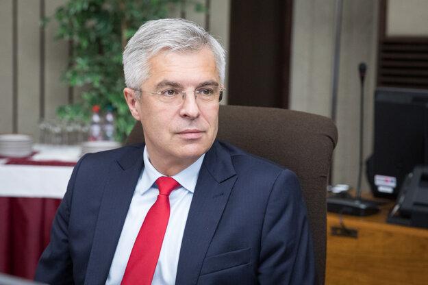 Minister zahraničných vecí a európskych záležitostí: Ivan Korčok, SaS
