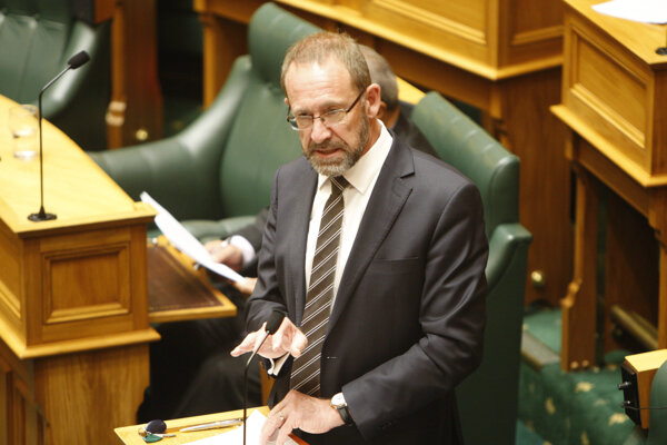 Minister spravodlivosti Andrew Little.