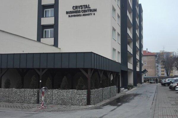 Hotel Crystal už funguje v normálnom režime.