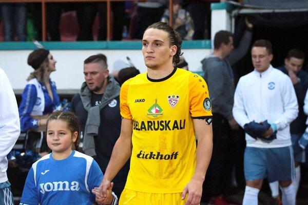 Slovák Július Szöke pôsobí v Bielorusku už tretiu sezónu.