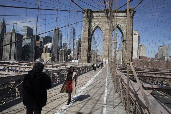 Vyprázdnený New York