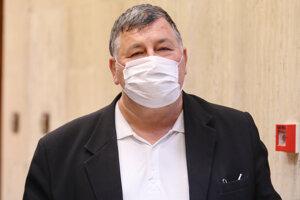 Profesor a odborník na tropickú medicínu Vladimír Krčméry.