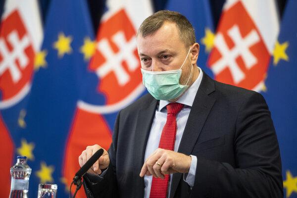 Minister práce, sociálnych vecí a rodiny SR Milan Krajniak (Sme rodina).
