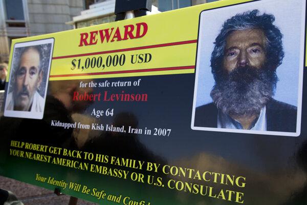 Na informácie o Levinsonovi bola vypísaná miliónová odmena