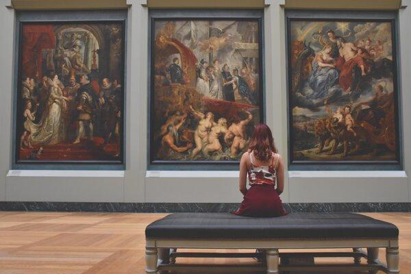 Osobné stretnutie s umením je dnes nemožné.