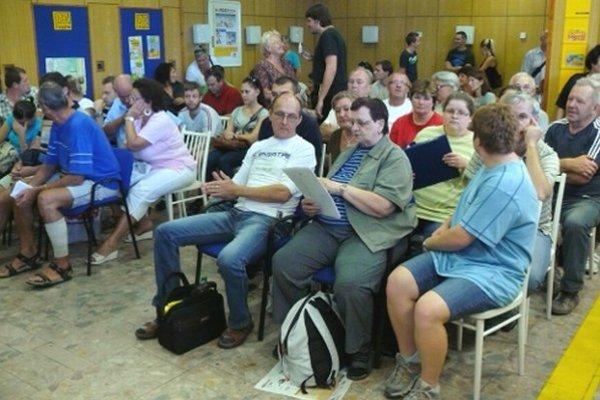 Dražba sa v Trnave koná každý rok.